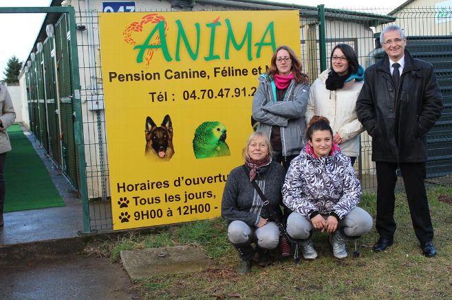Inauguration des locaux de FORESTA NOVA et ANIMA