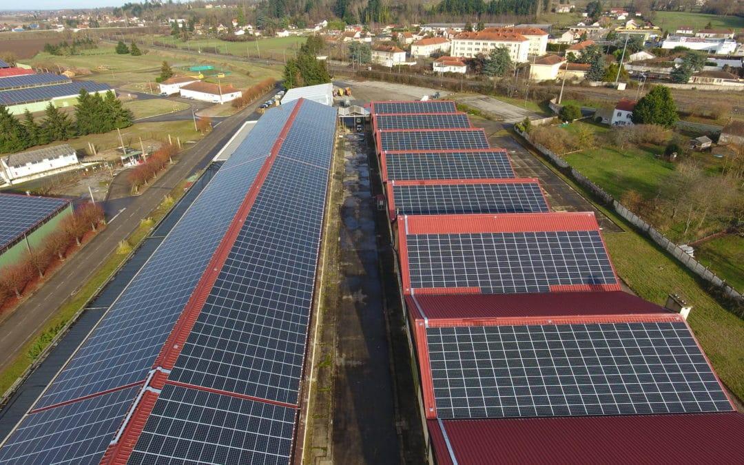 L'énergie photovoltaïque