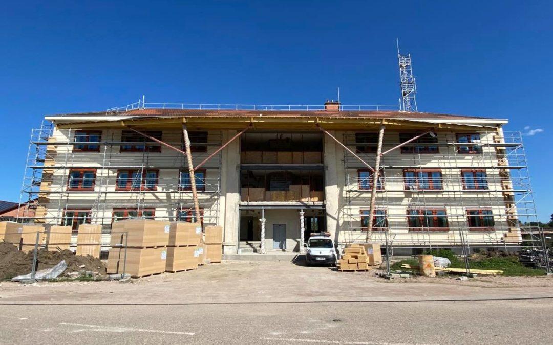 Eco Centre-L'hôtel d'entreprises tertiaires