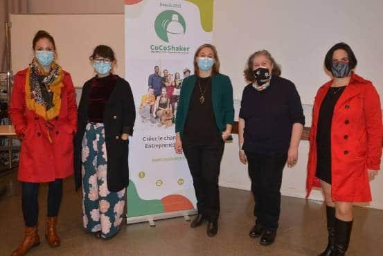 CoCoShaker présente les 4 projets sélectionnés dans l'Allier