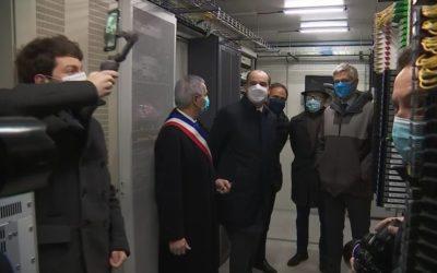Le Premier Ministre Jean Castex dans l'Allier pour promouvoir la relance de l'économie