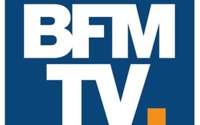 Déplacement du Premier Ministre dans l'Allier : BFMTV était sur place.